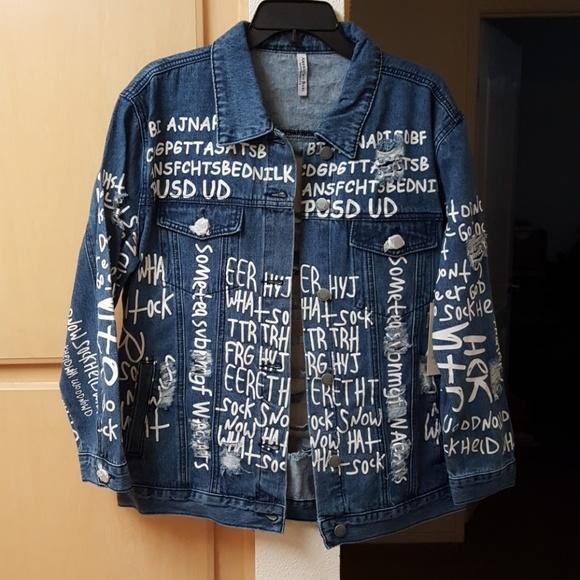 American Bazi Jackets & Blazers - Jean Jackets